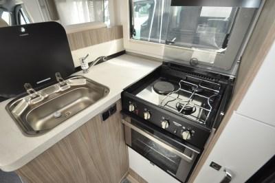 2021 Benimar Tessoro 482 kitchen