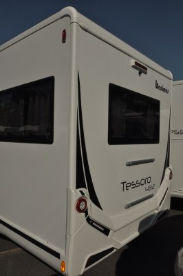 An enticing mix of specification, practicality and competitive pricing is what you can expect from the all-new Benimar Tessoro 482 motorhome.