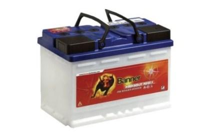 Banner battery