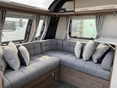 2021 Coachman Laser Xcel 845 caravan
