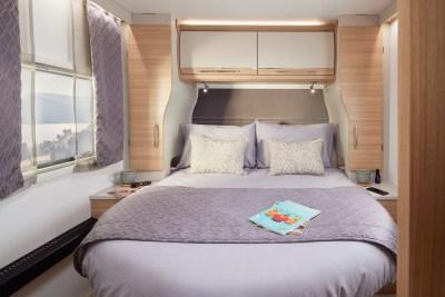 Unicorn V Cabrera Rear Bedroom