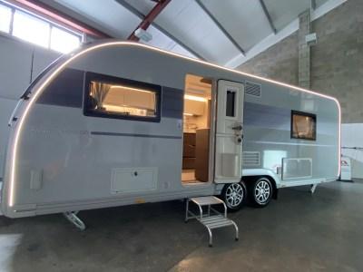 2022 Adria Alpina Colorado caravan