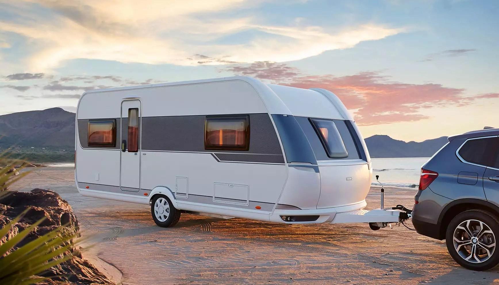 Kleine Wohnwagen Und 2 Personen Caravans Caravaning Infode