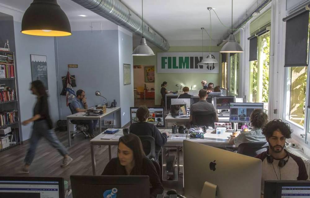 Oficinas de Filmin