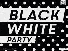 Black & White Party