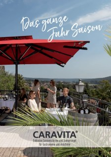 Caravita Gastronomie Prospekt 2021