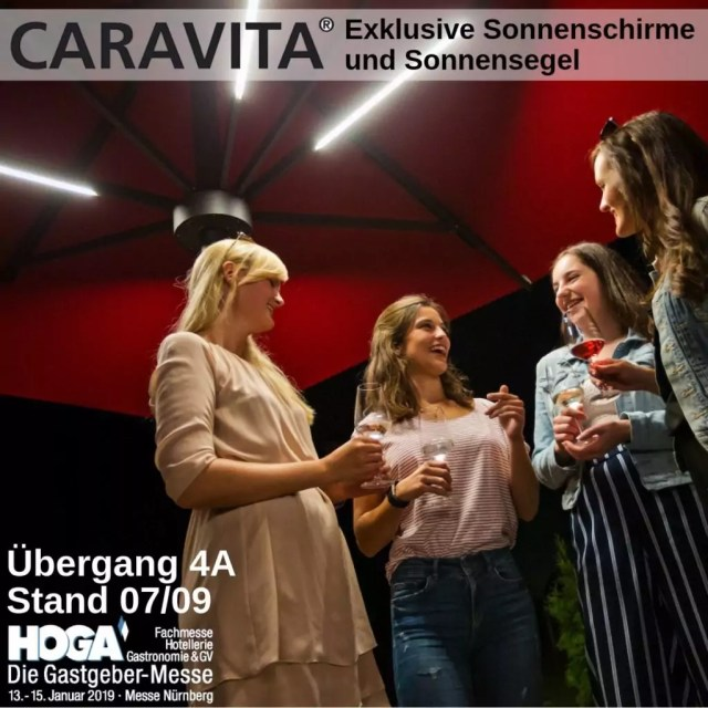 HOGA 2019 CARAVITA