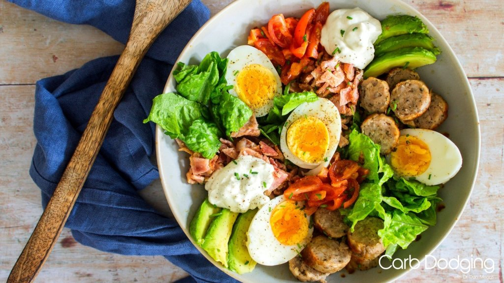 Cobb Breakfast Salad