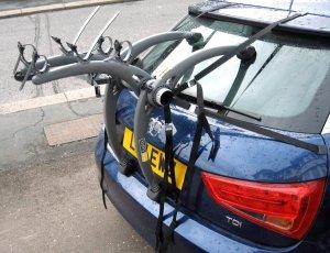 Audi A1 Bike Rack