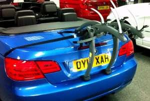 BMW E93 Convertible Bike Rack