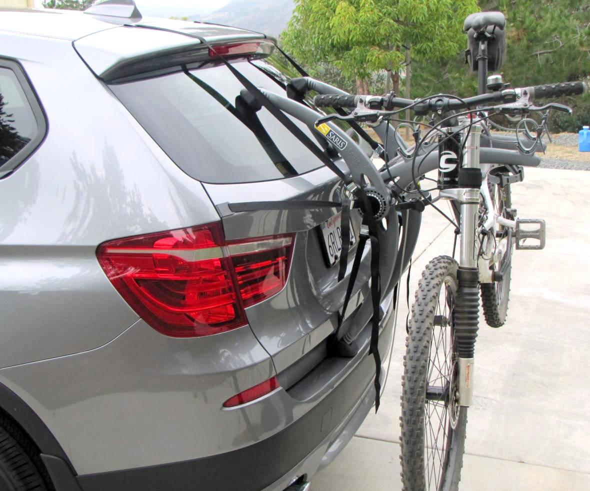 Peugeot 3008 Bike Rack Modern Arc Based Design 2 Or 3 Bikes