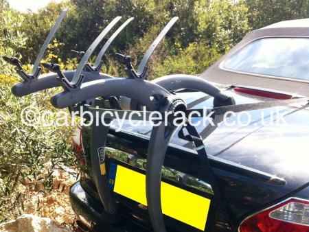 Jaguar XK & XK8 Bike Rack