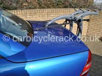 Mercedes Benz SLK Bike Rack