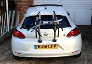 Volkswagen Scirocco Bike Rack - Modern Arc Based Design