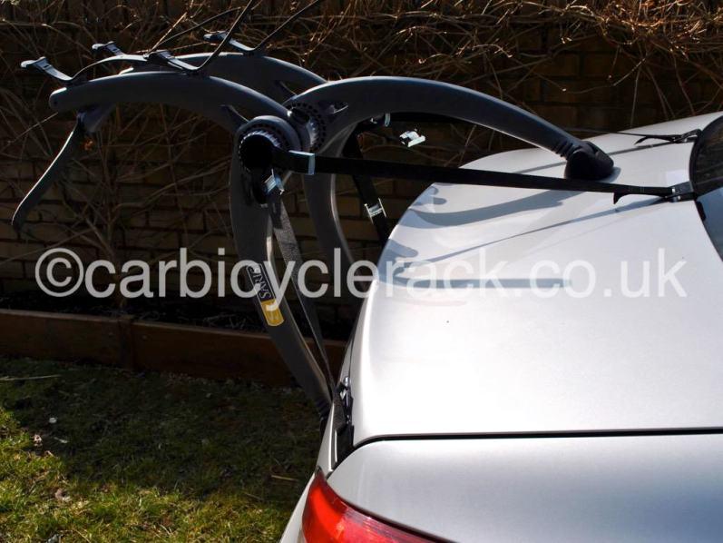 Renault Fluence Bike Rack