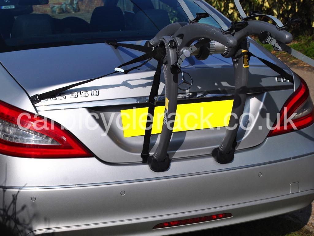 car bicycle rack