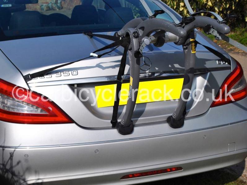 Jaguar S Type bike rack