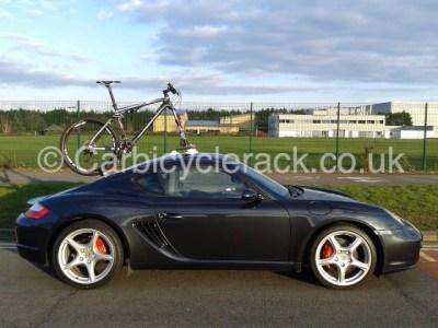 Porsche Cayman Bike Rack