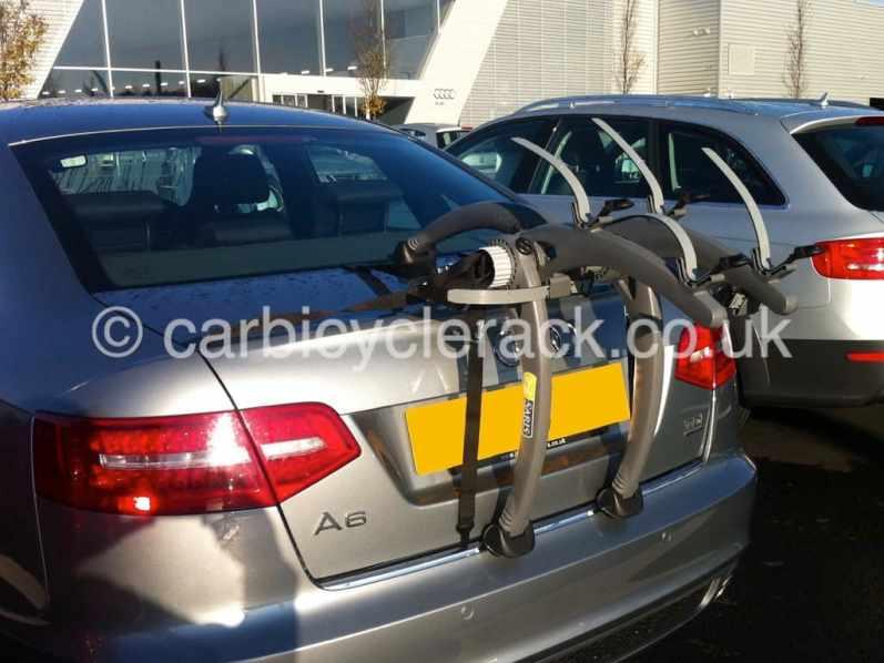 Audi A6 Bike Rack
