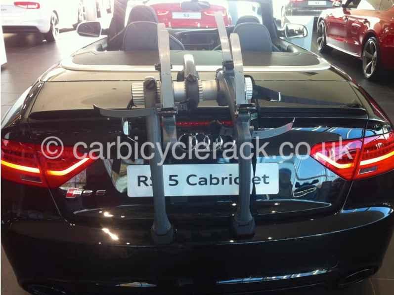 Audi A4 Cabriolet Bike Rack