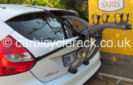 ford focus bike rack