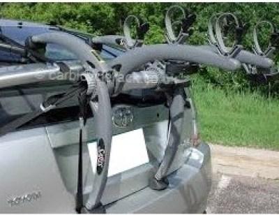 Toyota Prius Bike Rack