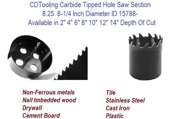 carbide and diamond tooling
