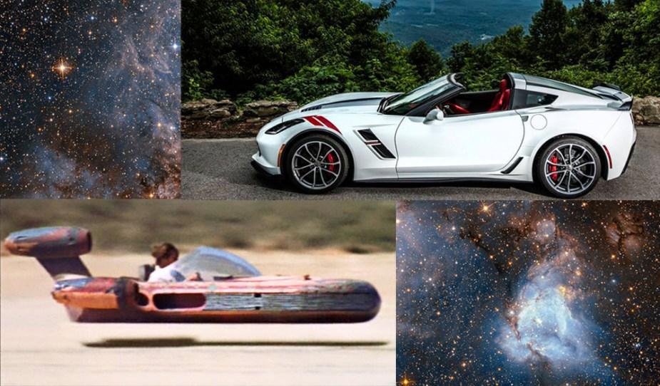 Star Wars - Corvette