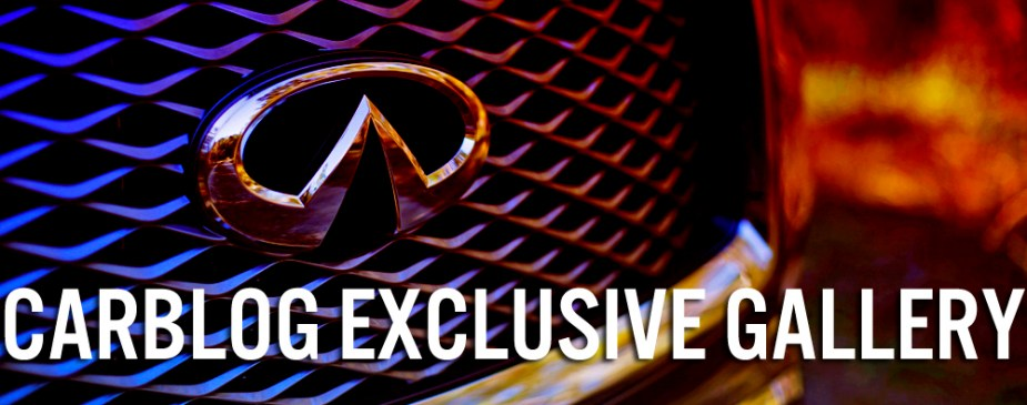 CarBlog - Infiniti QX80 Gallery Banner