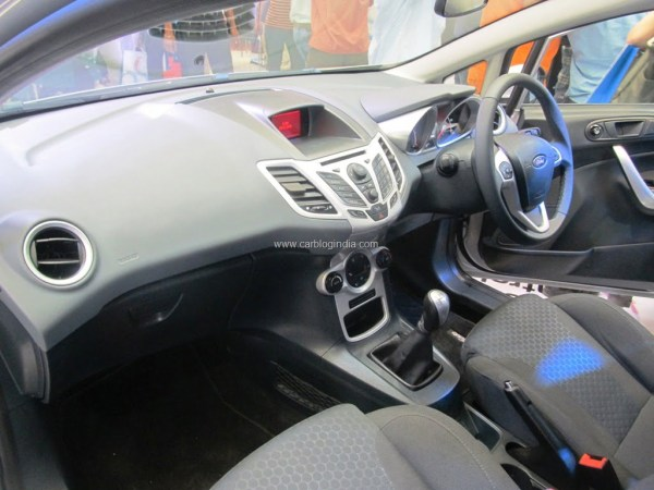 Ford Fiesta 2011 India Detailed Features Specifications