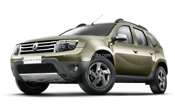 Renault Duster 2012 India RHD Model (1)
