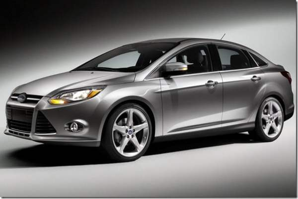 Best Selling Car Of The Year 2012 Is Ford Focus