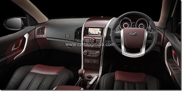 Mahindra XUV500 Official Pictures (8)