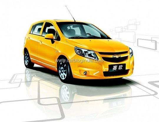Chevy Sail Hatch India 2012