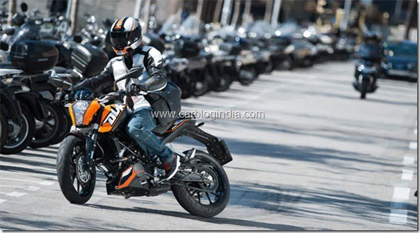KTM Duke 200 CC Bike (4)