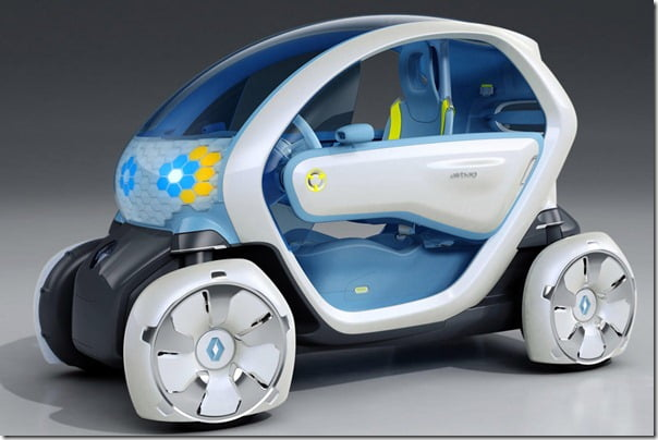 Renault-Twizy Small ULC Concept