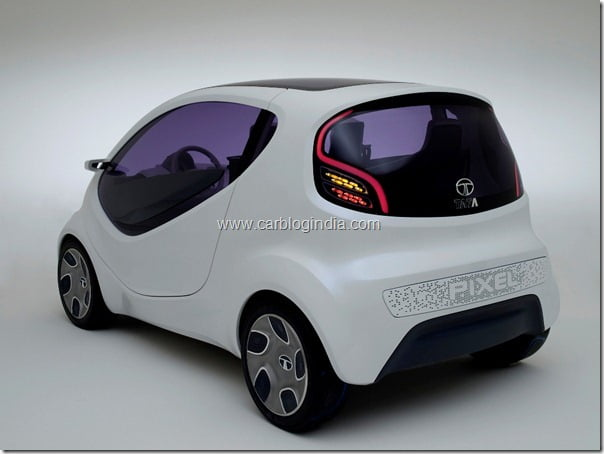 Tata Nano Pixel Small Car (1)