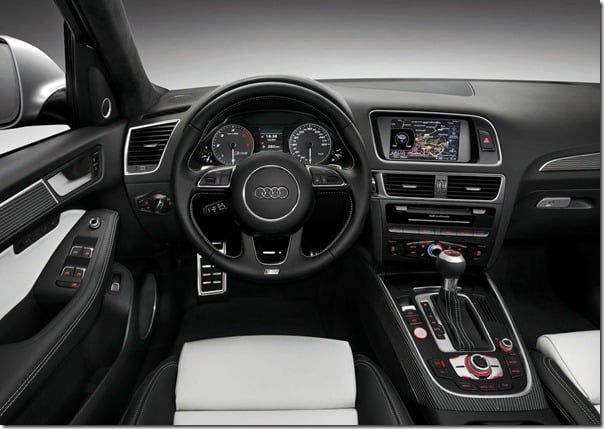 Audi-SQ5_TDI_2013 Interiors