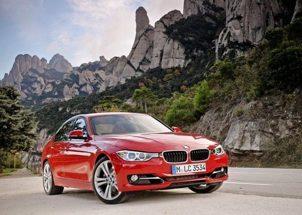 2012 BMW 3 Series 6th Generation (3)