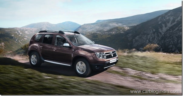 Renault Duster Compact SUV India (1)