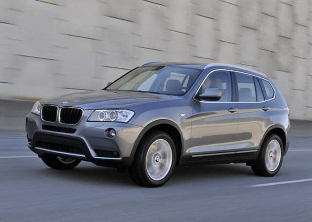 2012 BMW X3 sDrive18d (2)