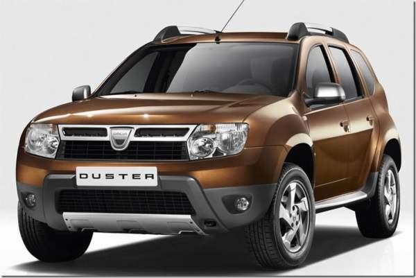 Renault Duster LPG