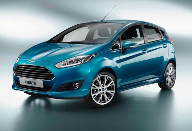 2013 Ford Feista Hatchback (3)