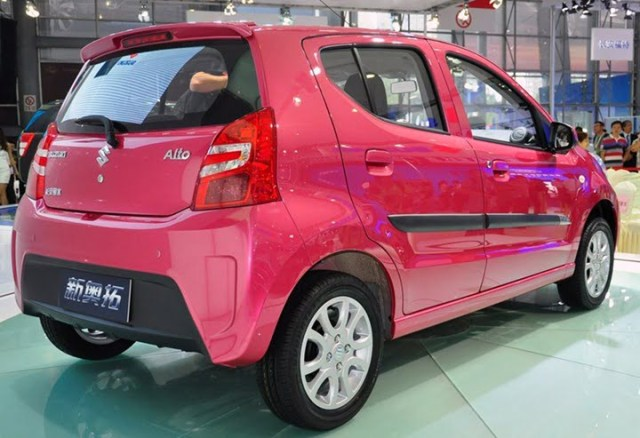 2013 Maruti A Star Official Puctures (1)