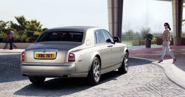 Rolls Royce Phantom Series II 2