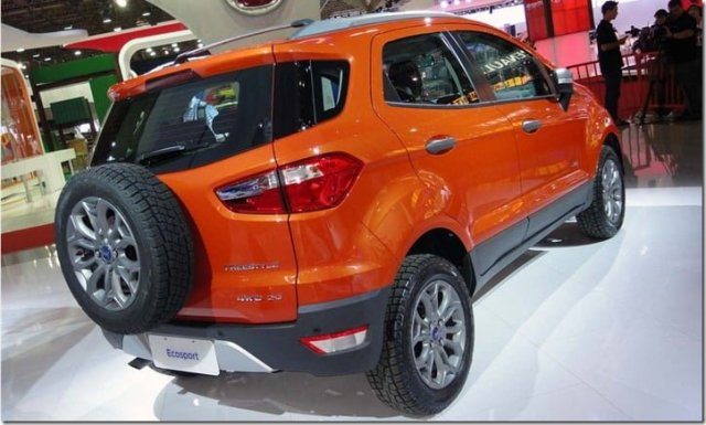 Ford EcoSport Automatic In Brazil 1