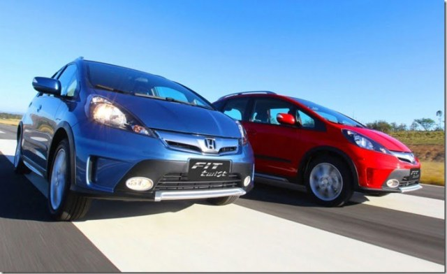 Honda Fit Twist Crossover 2