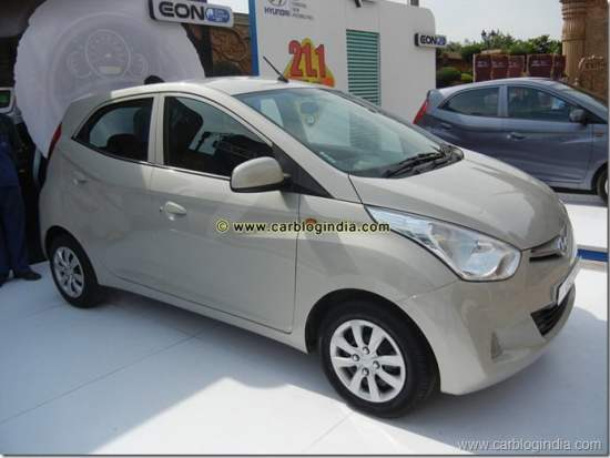 Lowest Maintenance Cars in India - the Hyundai Eon is among cheapest cars to maintain in india
