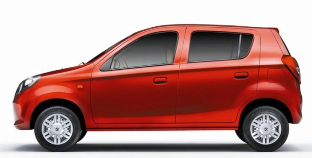 Maruti Alto Official Pictures (1)