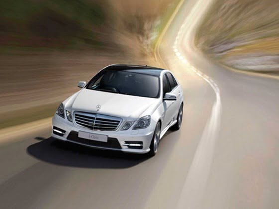 Mercedes C Class and E Class Sports Edition (2)
